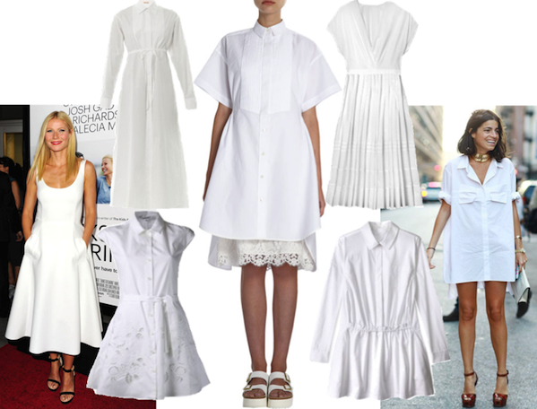 Clean Slate: The Little White Dress | Roopal Patel Consulting Blog ...