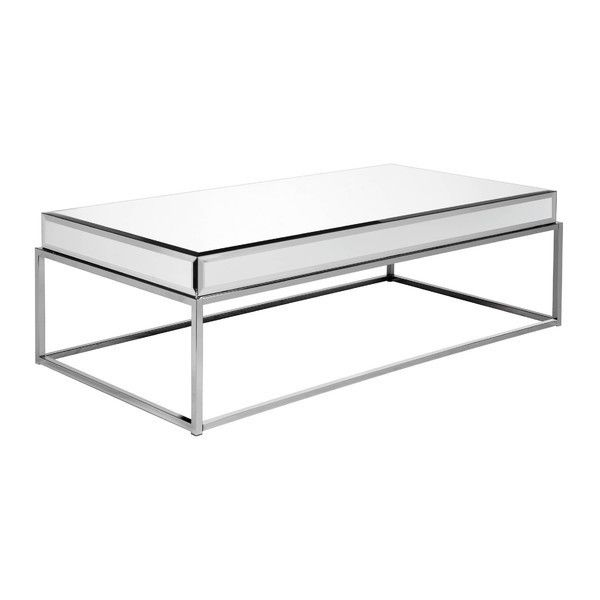 Duplicity Side And Coffee Table Contemporary Side