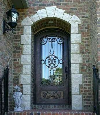 find this pin and more on herrera y balconeria custom wrought iron entry doors