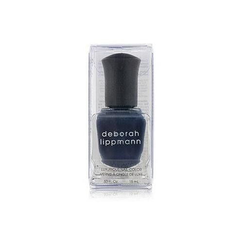 Luxurious Nail Color - I Knew You Were Trouble (Blithe Blackened Blue Creme) 15ml/0.5oz