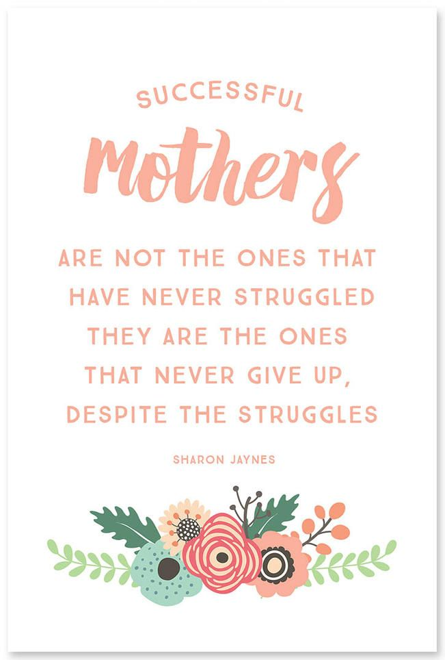 Free Mother's Day Printables Happy mother day quotes