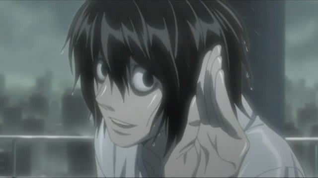Death Note: L Lawliet <3