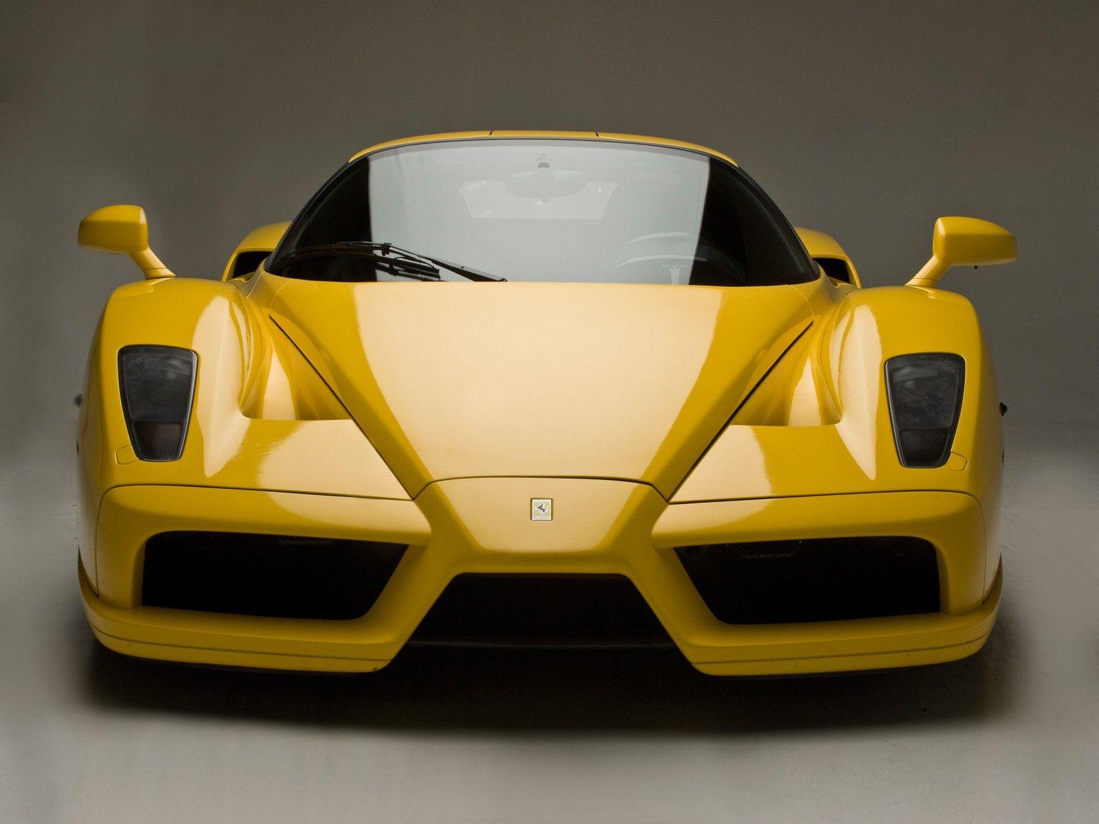 Yellow Ferrari Looking Gorgeous !!