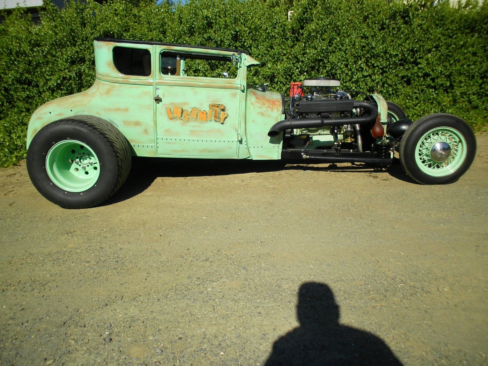 Rat Rods For Sale: 1929 Ford Model A Rat Rod Model A, Blown BBC ...