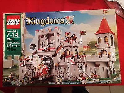 Lego Kingdoms 7946 new in box https://t.co/4VRxVlpnsB https://t.co/pctSyO6FpF