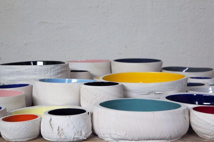 Apparatu Ceramics Design Extrusion