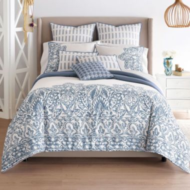 jcp home™ Riley 3-pc. Comforter Set & Accessories   found at @JCPenney