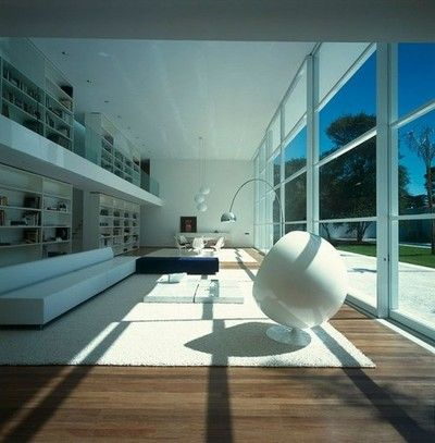 House · homedesigning sensational white modern
