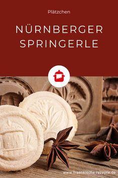 Nürnberger Springerle waren früher nicht nur als leckere Weihnachtsplätzchen …  – Plätzchen backen