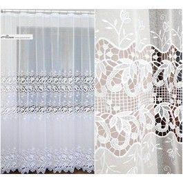 Firana Markizeta Z Gipiurą Wys 280 M Window Treatments
