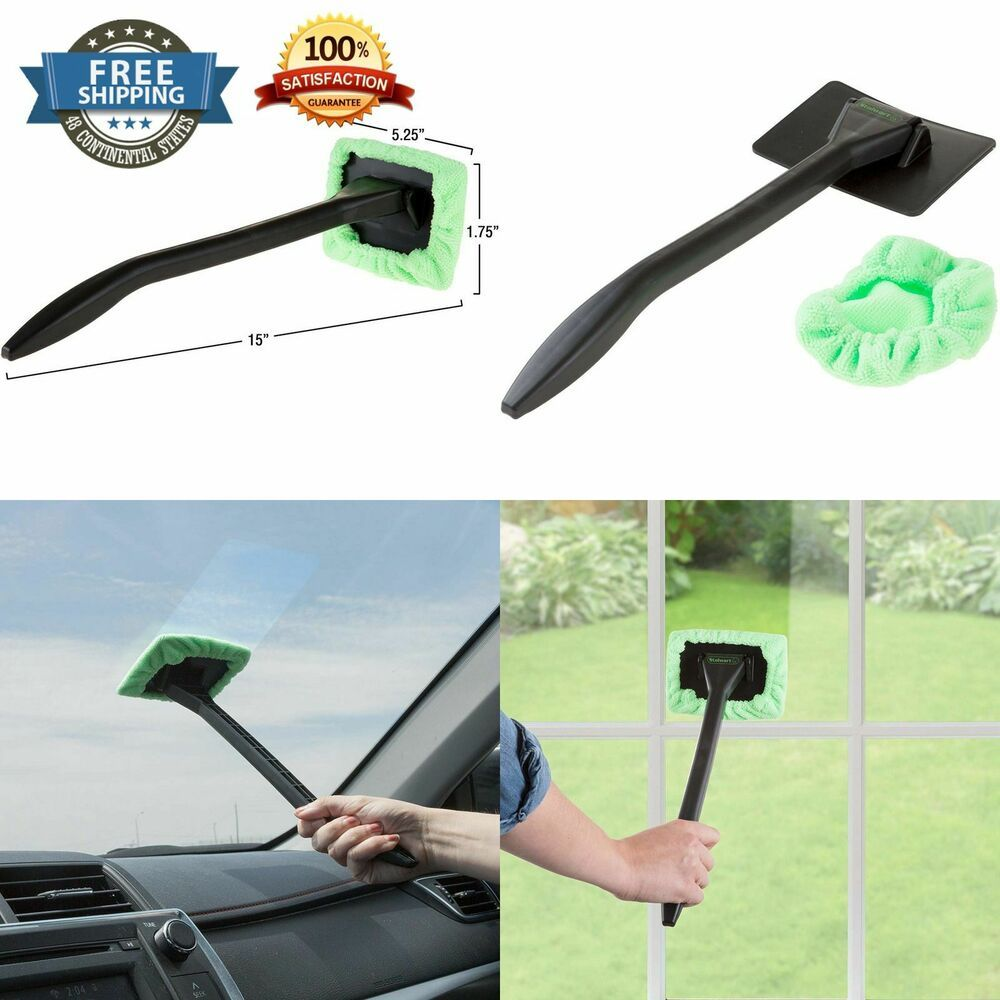 Car Cleaner Tool Windshield Inside Window Cleaning Glass