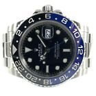 Rolex GMT Master II Batman Stainless Steel 116710BLNR - Pre-Owned #Watche #rolexgmtmaster