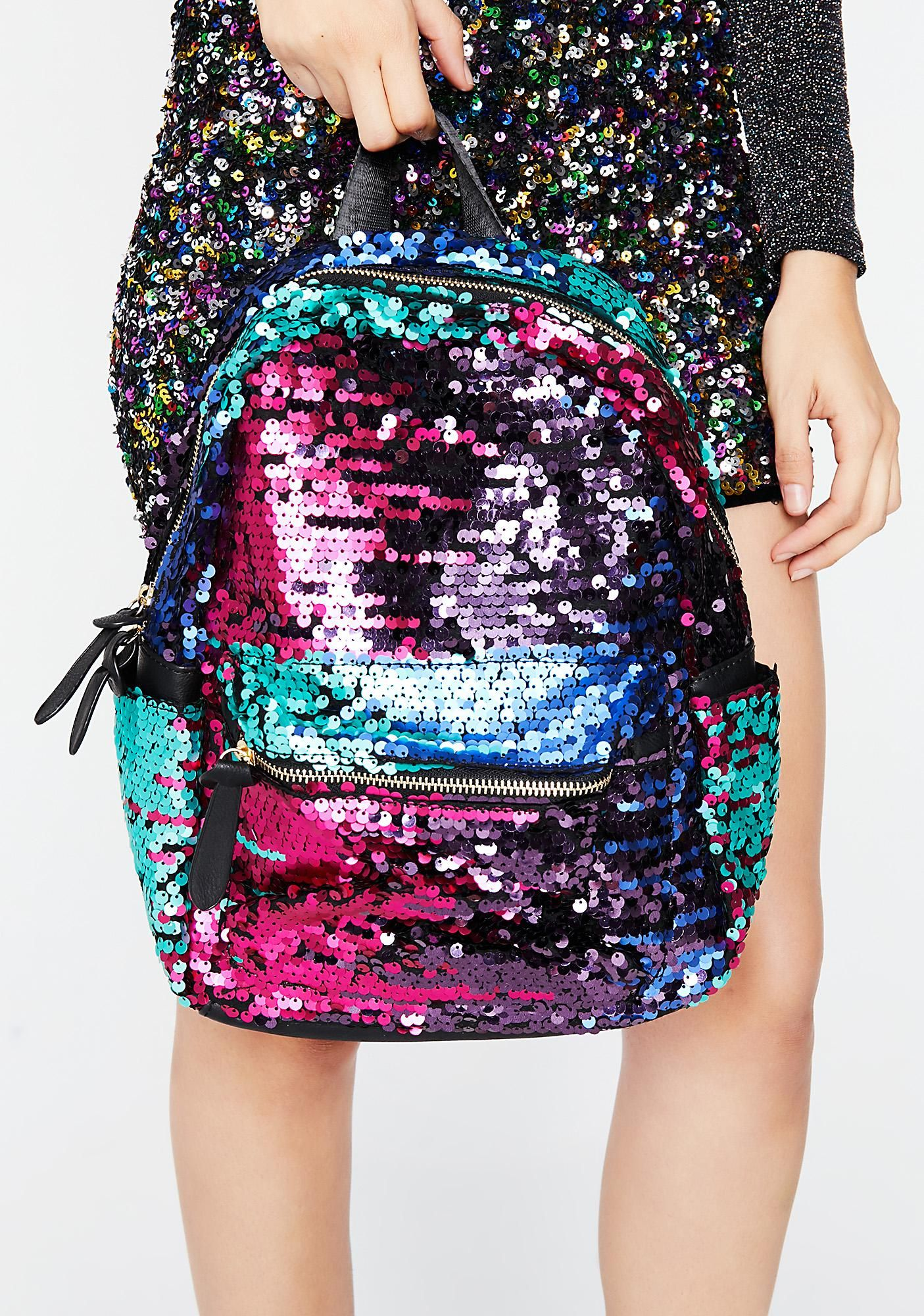 gallery free bags backpacks black lyst backpack infinity in studded people