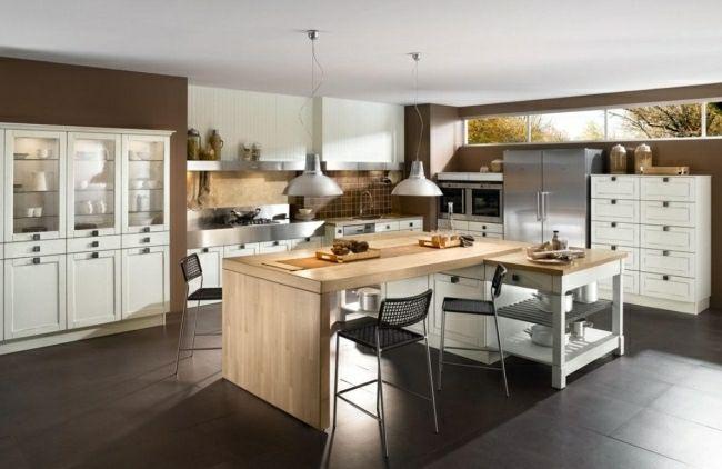 Cocina moderna o tradicional - cien diseños interesantes | Cocina ...