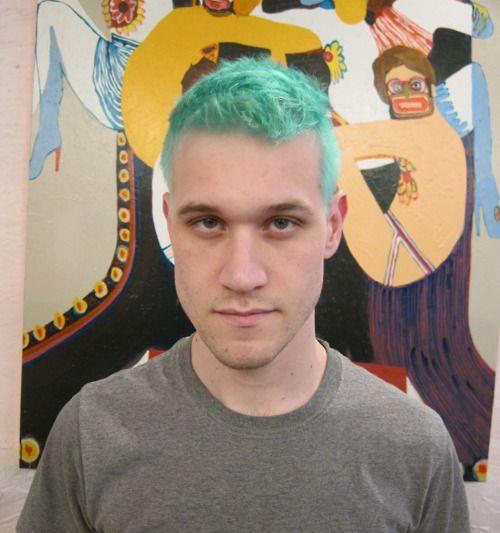 8 pastel green aqua blue hair color for men salon nyc jpg 500 533 men's hair coloring ideas men's hair coloring shampoo