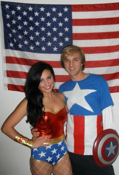 Would love to be Wonder Woman for halloween if i had the balls - Wonder Woman · Couple CostumesHalloween IdeasHalloween PartiesCostumesFoods  sc 1 st  Pinterest & Would love to be Wonder Woman for halloween if i had the balls ...
