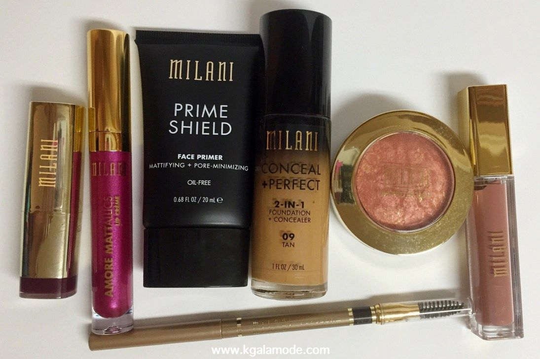 Brands You Ought to Know Milani Cosmetics Milani