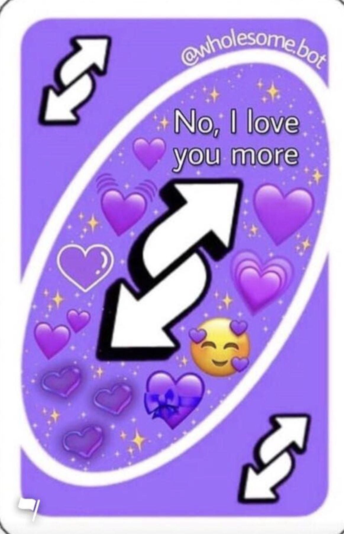 Follow My Spotify Allyxchoi Cute Love Memes Cute Memes Uno Cards