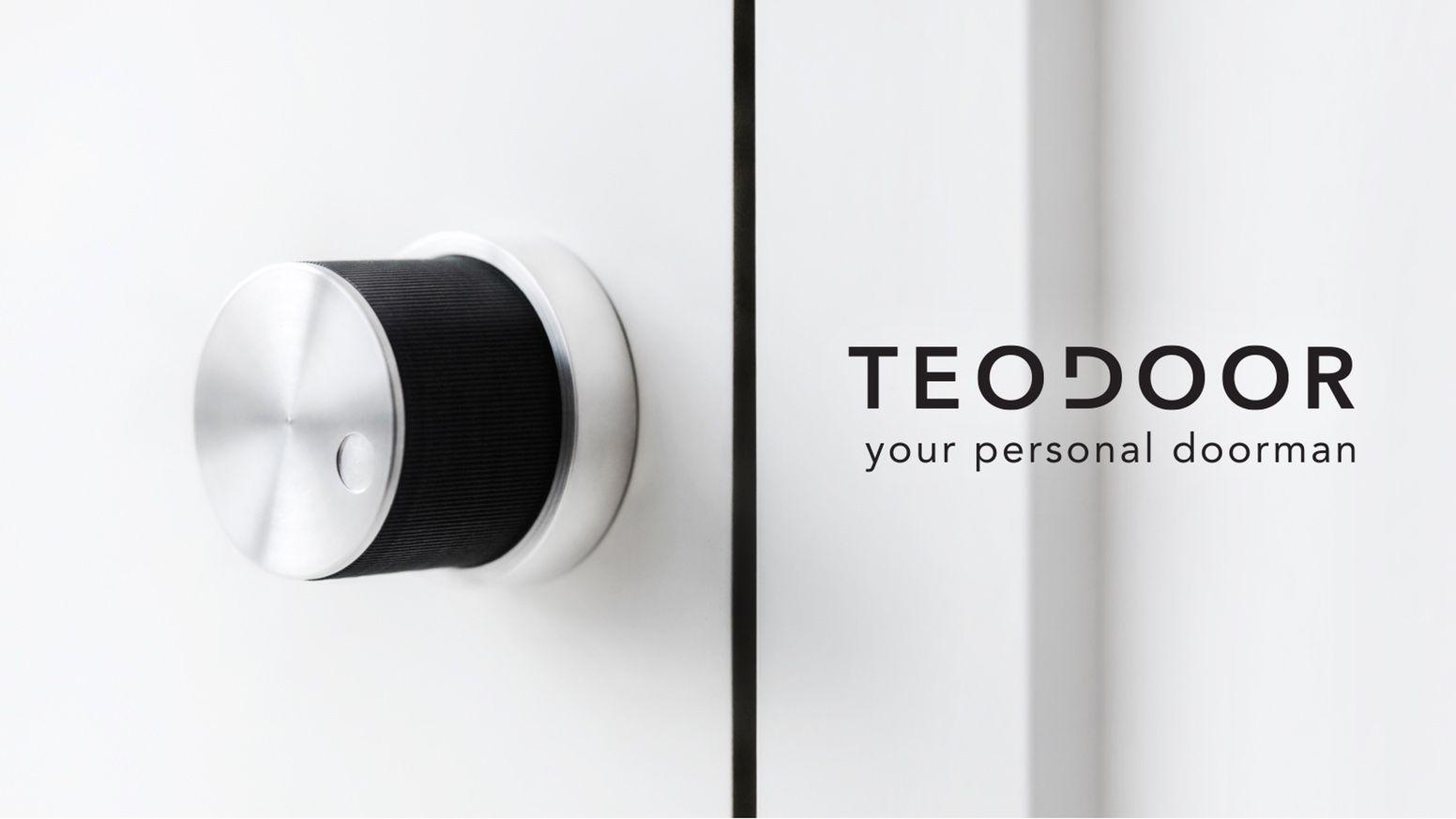 Teodoor - Smart Lock by Martin K u2014 #Kickstarter & Teodoor - Smart Lock by Martin K u2014 #Kickstarter   Products I Want ...