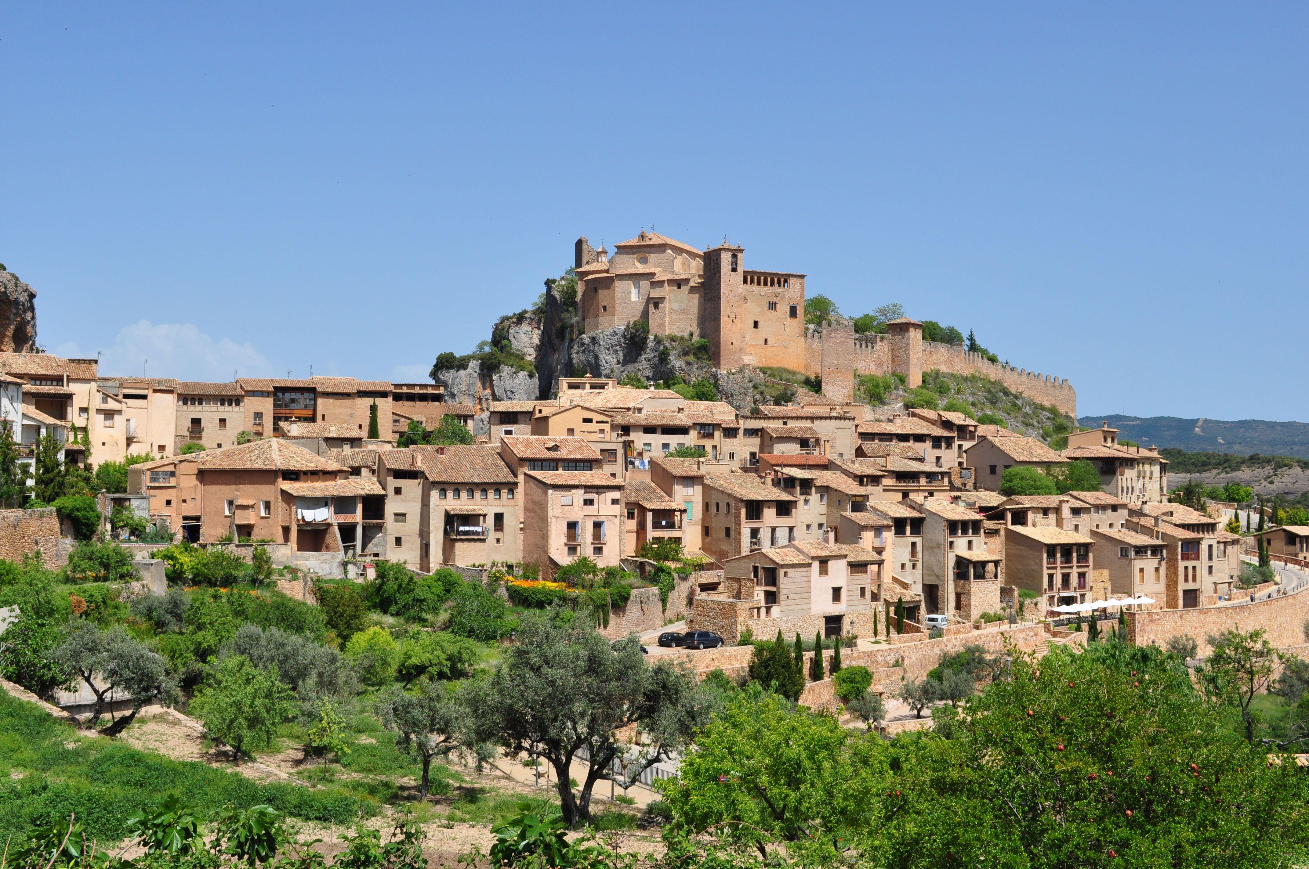 Alquezar.- Huesca Aragón