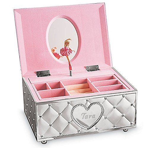 Lenox Childhood Memories Ballerina Jewelry Box Best Lenox Personalized Engraved Childhood Memories Ballerina Musical Inspiration Design