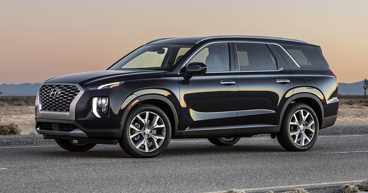 The 2020 Hyundai Palisade Is A Boldly Styled Three Row Crossover