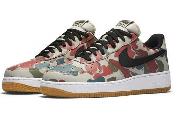 nike air force camo shoes
