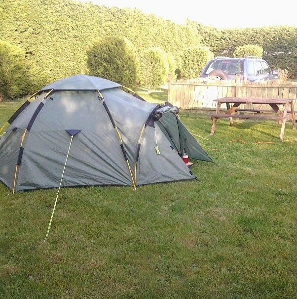 Camp sites - Lancashire