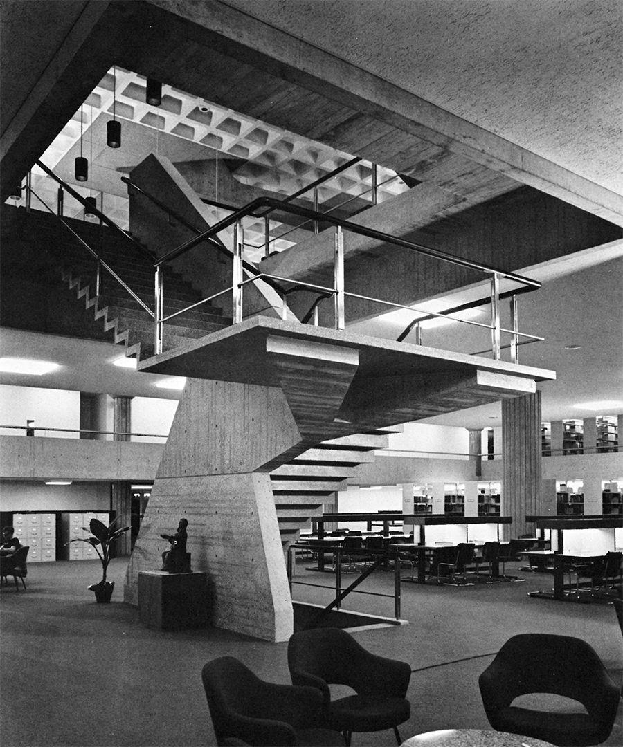 Alcuin Library at Saint Johnu0027s University St