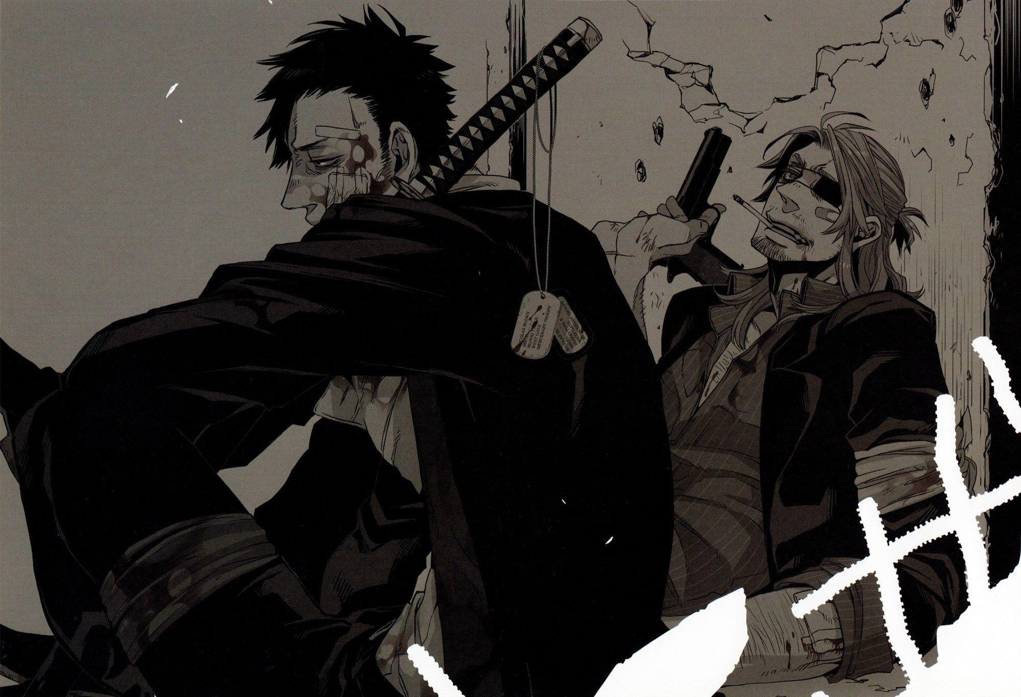 80 Gangsta Anime Wallpapers On Wallpaperplay Gangsta Anime Anime Gangster Gangsta