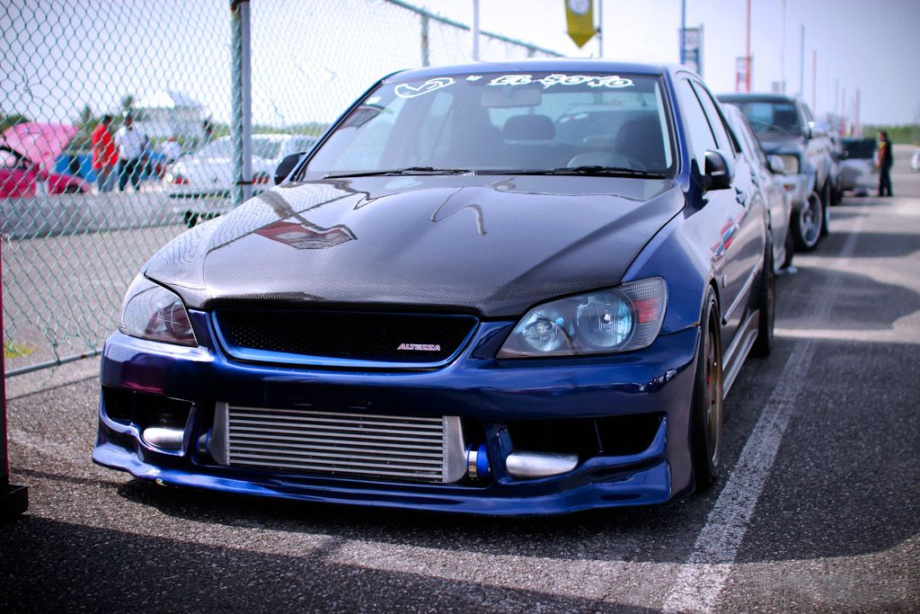 Modified Toyota Altezza (10) | Import Cars | Pinterest | Toyota ...