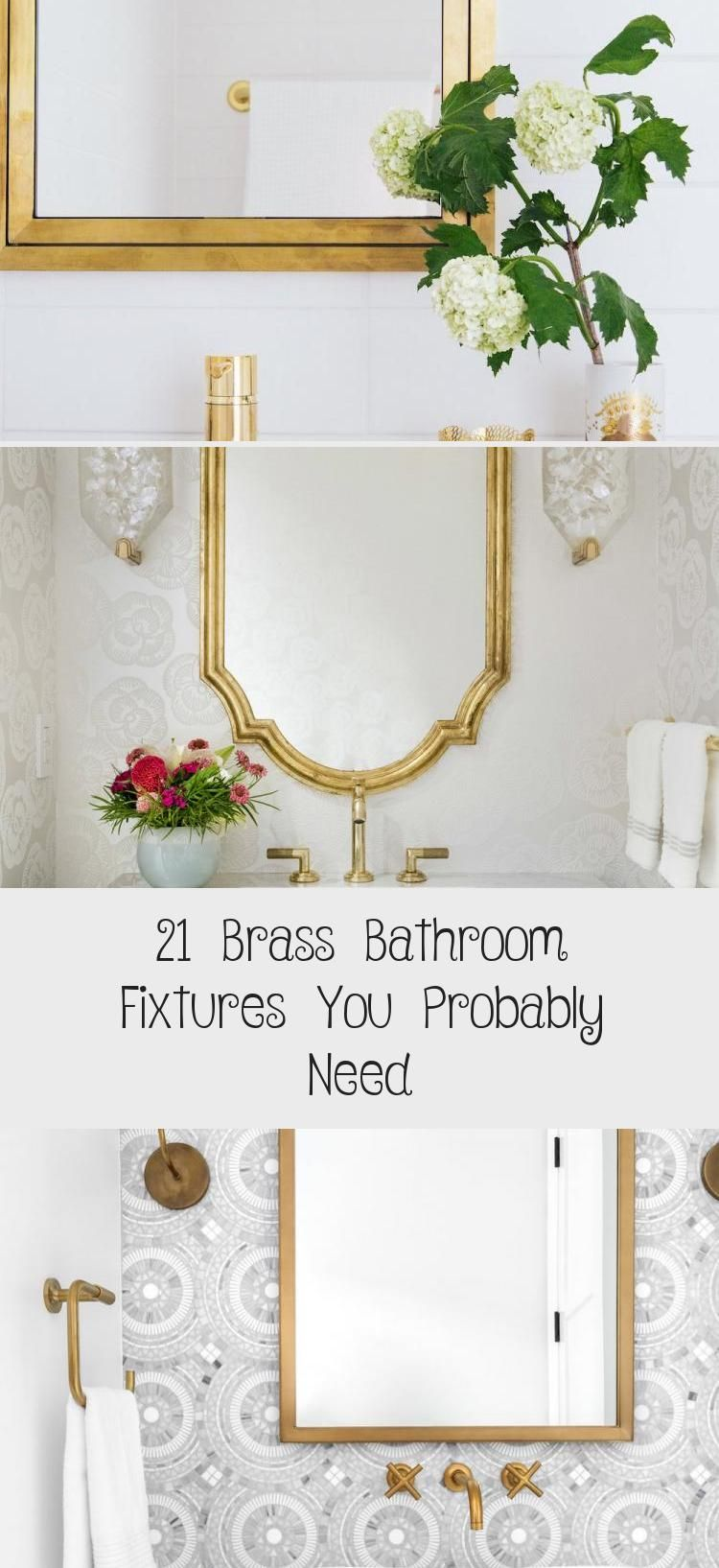 Photo of 21 Brass Bathroom Fixtures You Probably Need – Bathroom