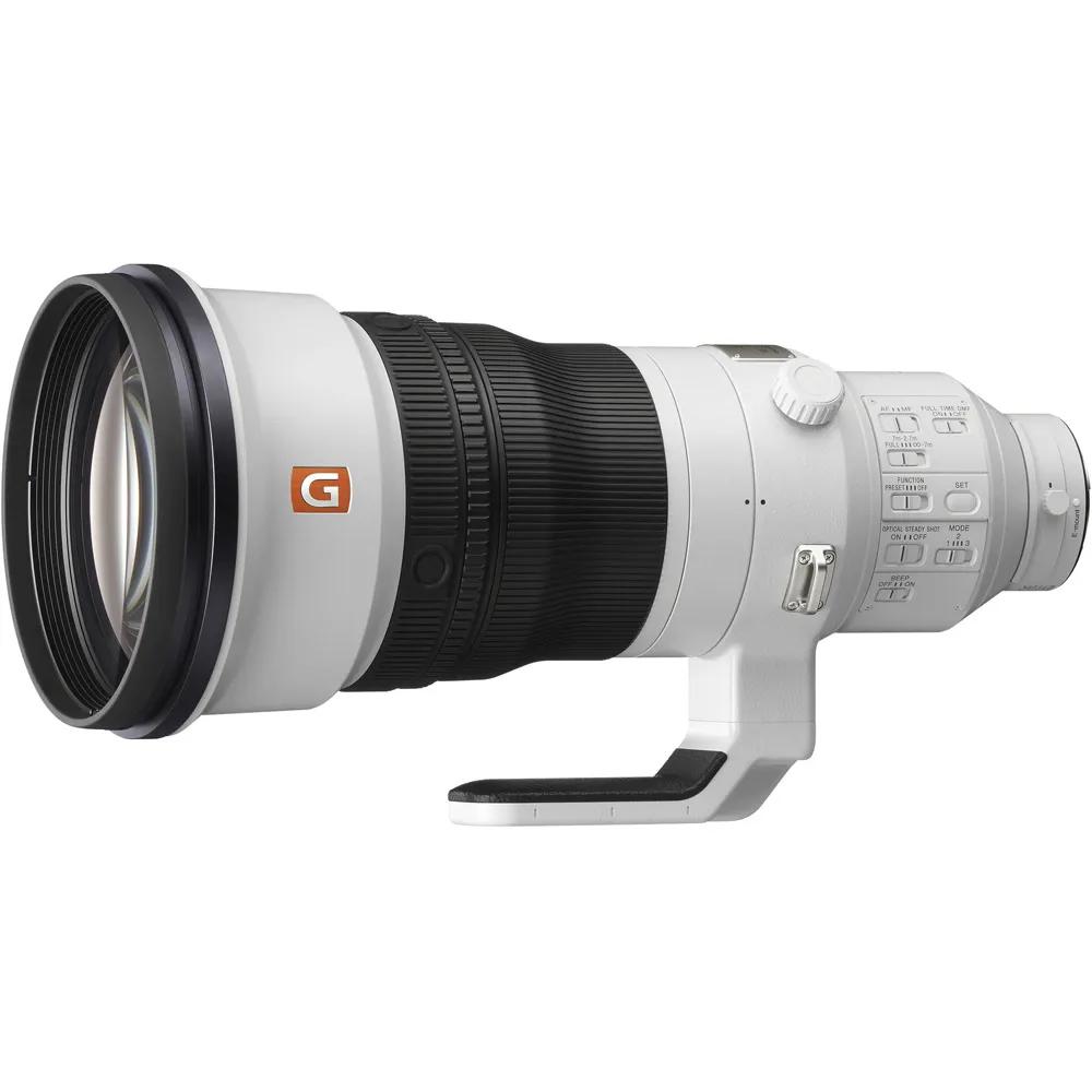 Sony Sel Fe 400mm F 2 8 Gm Oss E Mount Lens Sel400f28gm Full Frame Fixed Focal Length Telephoto Lenses Vistek Canada Product Detail Super Telephoto Lens Dslr Lenses Sony