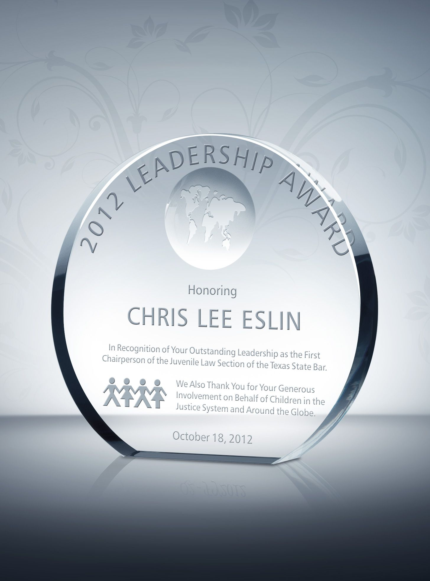 Leadership Excellence Award Plaque Award Plaques Leadership Excellence Employee Recognition Awards