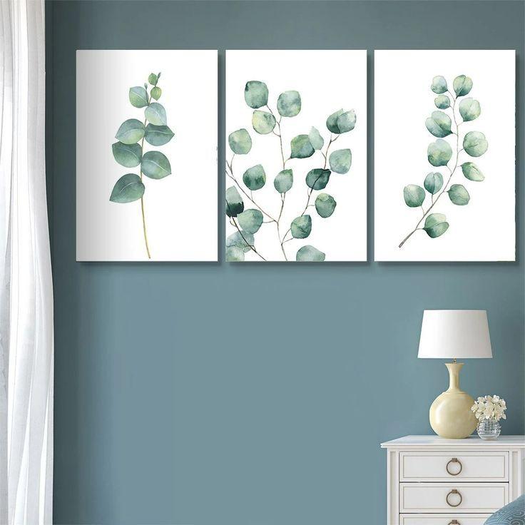 18 tropical plants Watercolor ideas