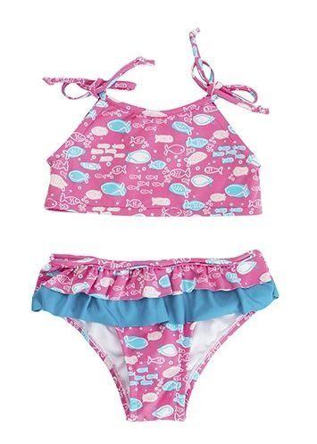 2f8d517c5e621 Moda praia infantil - biquíni - Baby Fashion   Fun