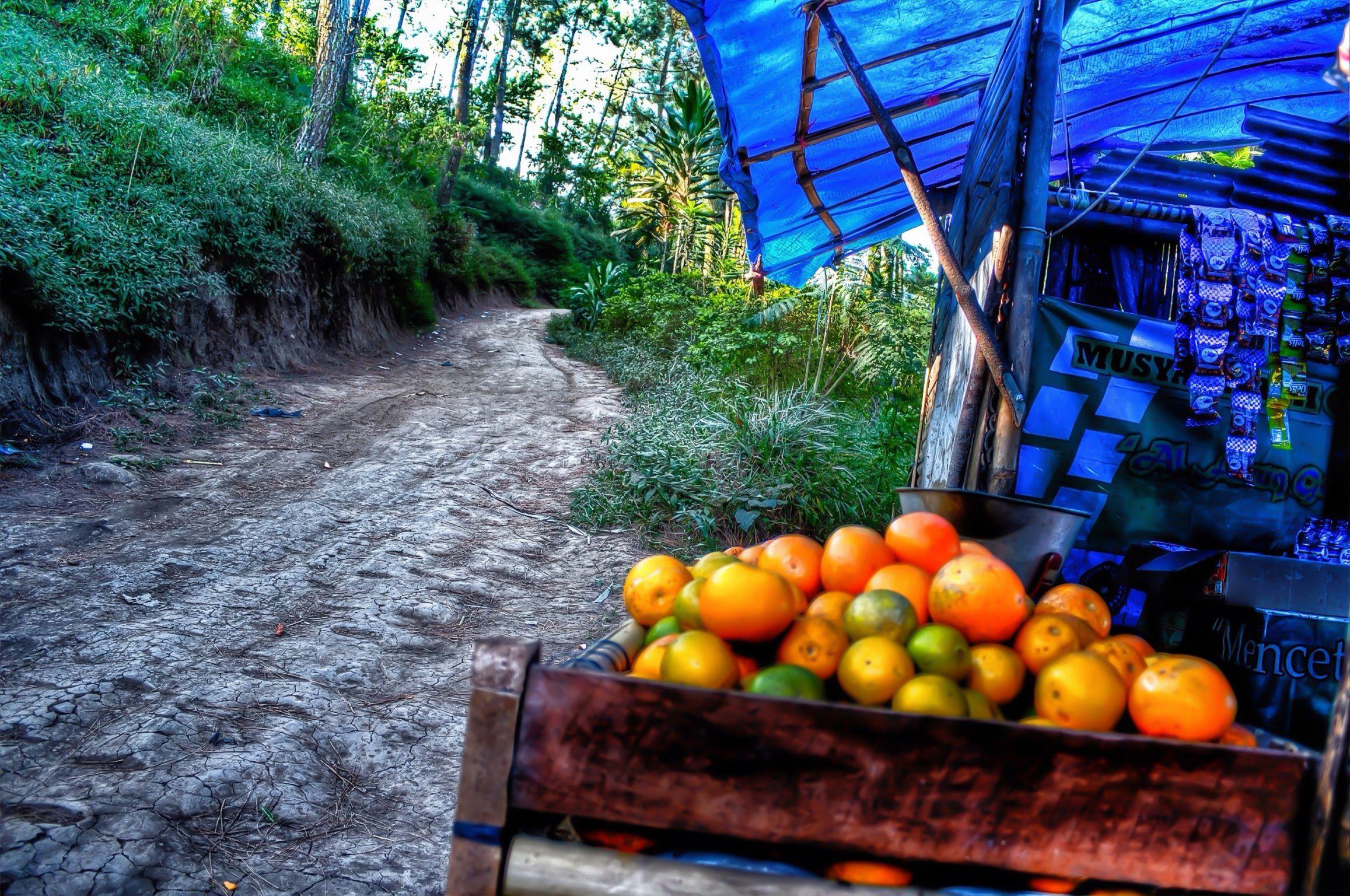 Road to Bedengan