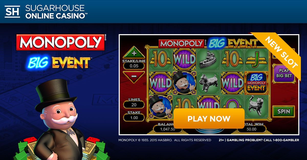 Pin by Play SugarHouse on Play SugarHouse Online casino