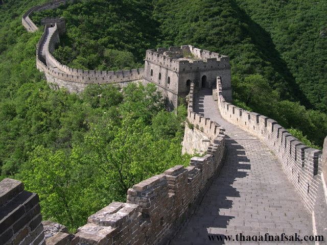 معلومات تهمك عن سور الصين العظيم Great Wall Of China Explore China Places To See