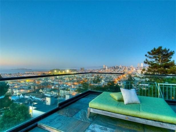 To-Die-For Rooftop Deck in San Francisco | Cool Houses Daily ...