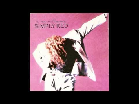 A New Flame Album Simply Red Full 1989 Youtube Musica