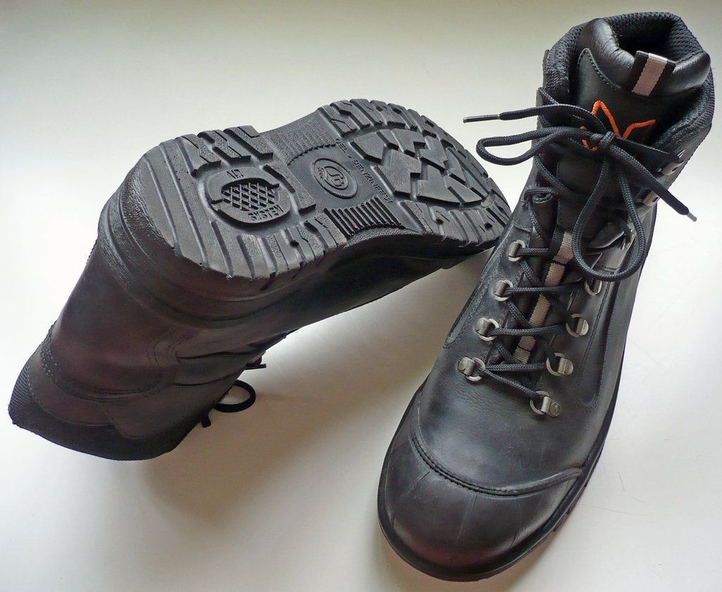 Why Is Metal Roofing Footwear Essential By Calliekosters Deviantart Com On Deviantart Good Work Boots Steel Toe Boots Boots