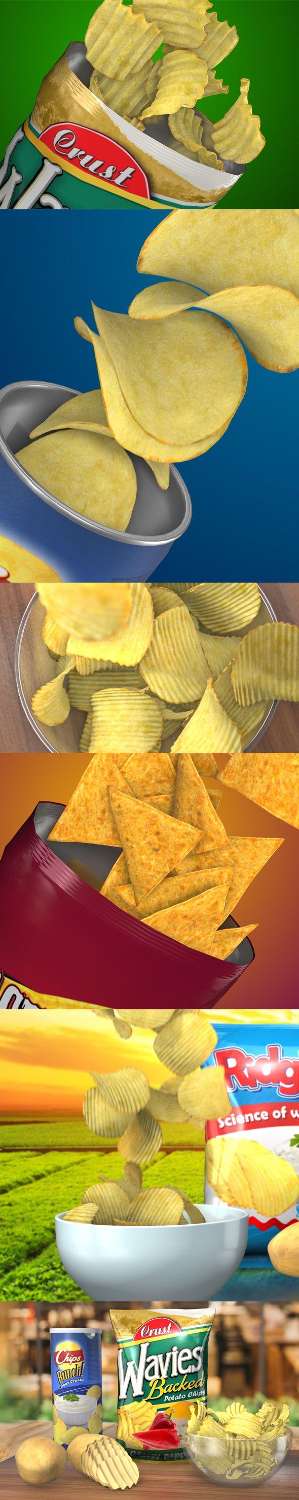 Chips samples