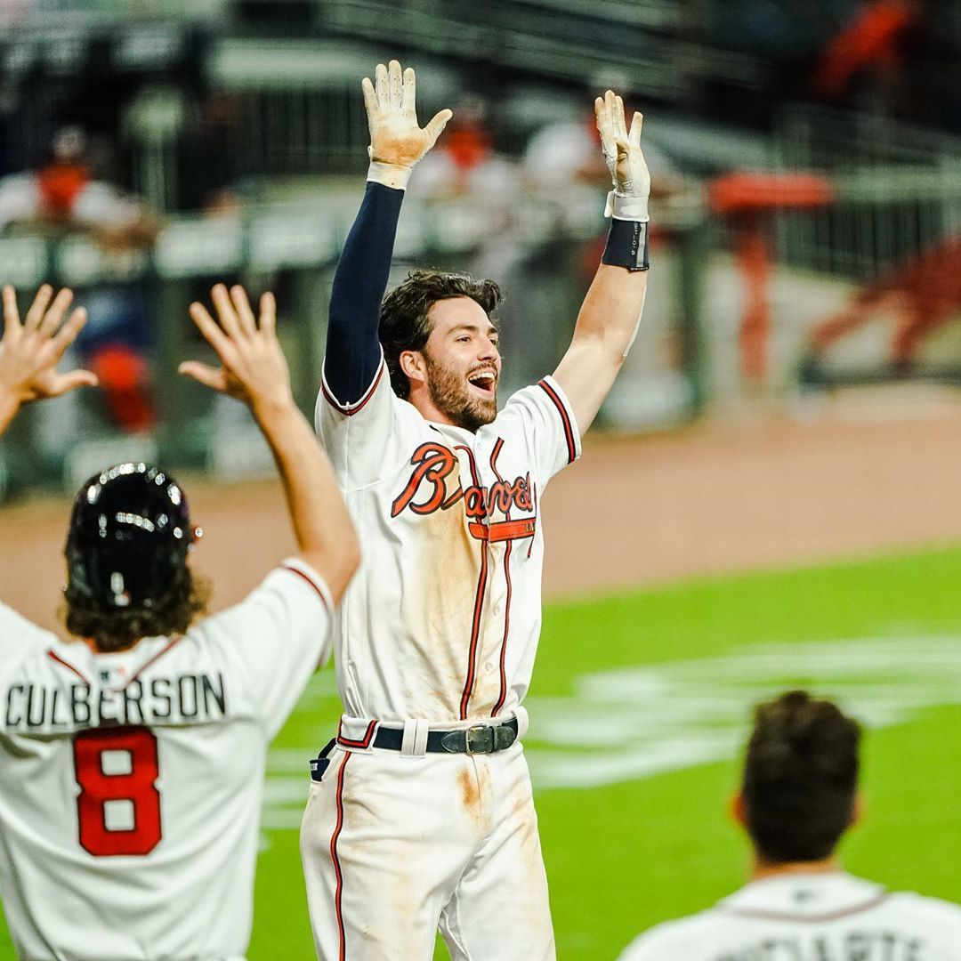 Atlanta Braves Dansby Called Game Forthea In 2020 Atlanta Braves Braves Atlanta