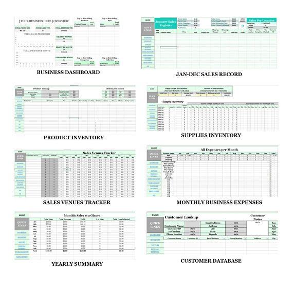 Contact database Customer database customer spreadsheet Savvy