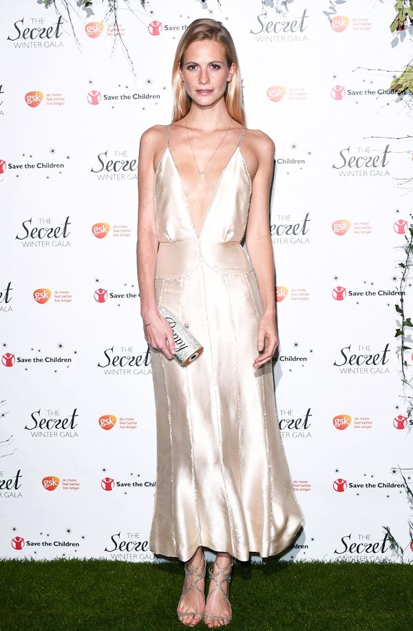 20 Poppy Delevingne Looks To Inspire Your Holiday Party Style