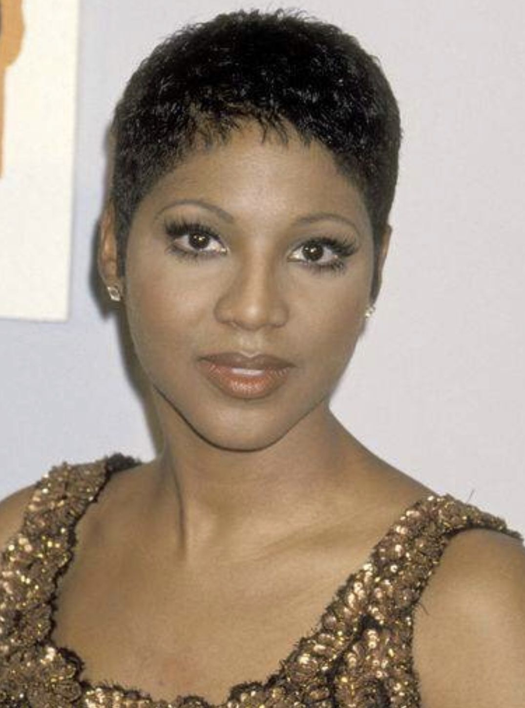 Pin by Jazz on toni braxton  Hot hair styles, Hair styles, Short