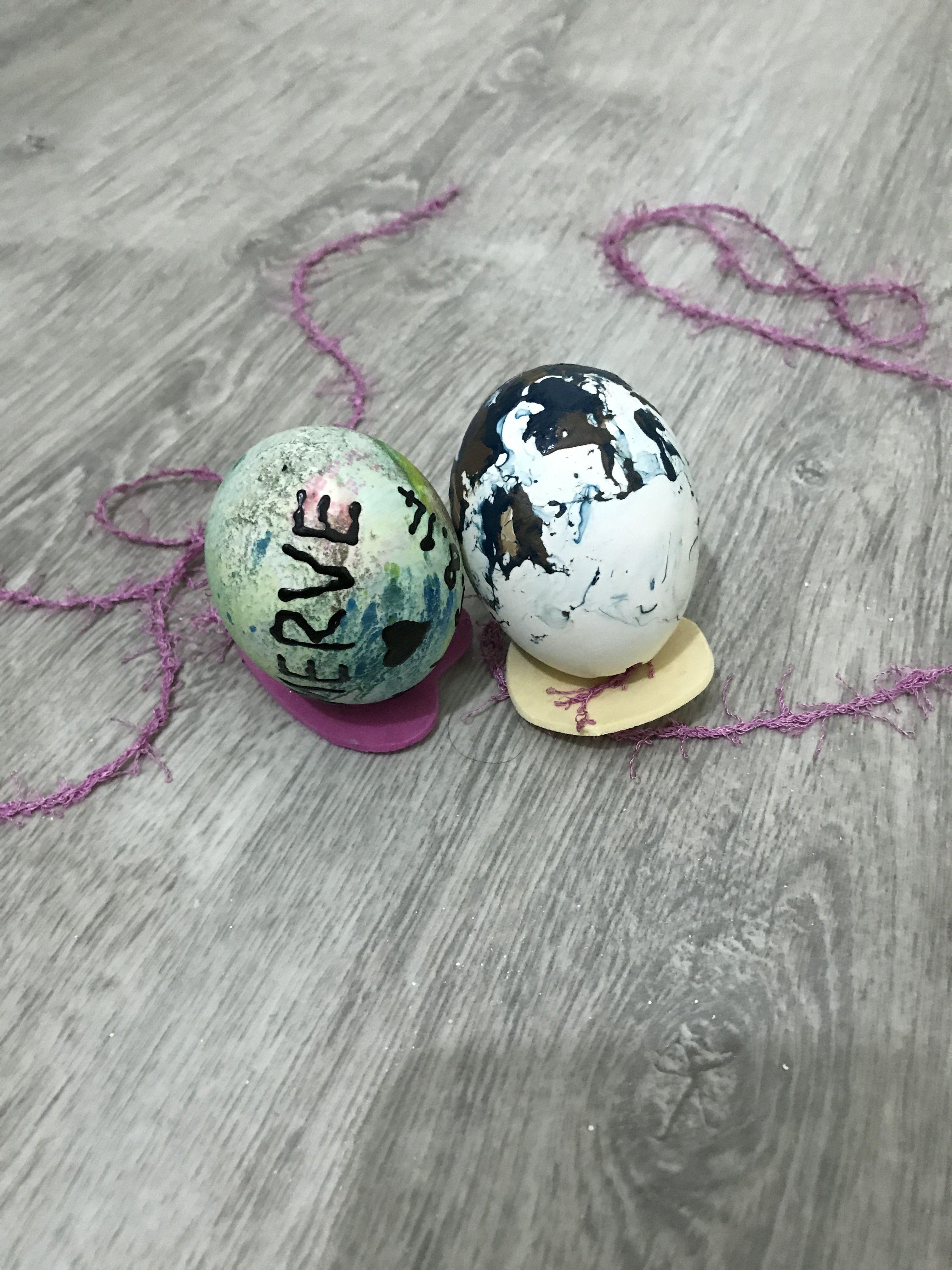 Yumurta Boyama Etkinliğii Okul öncesi Eğitim Pinterest