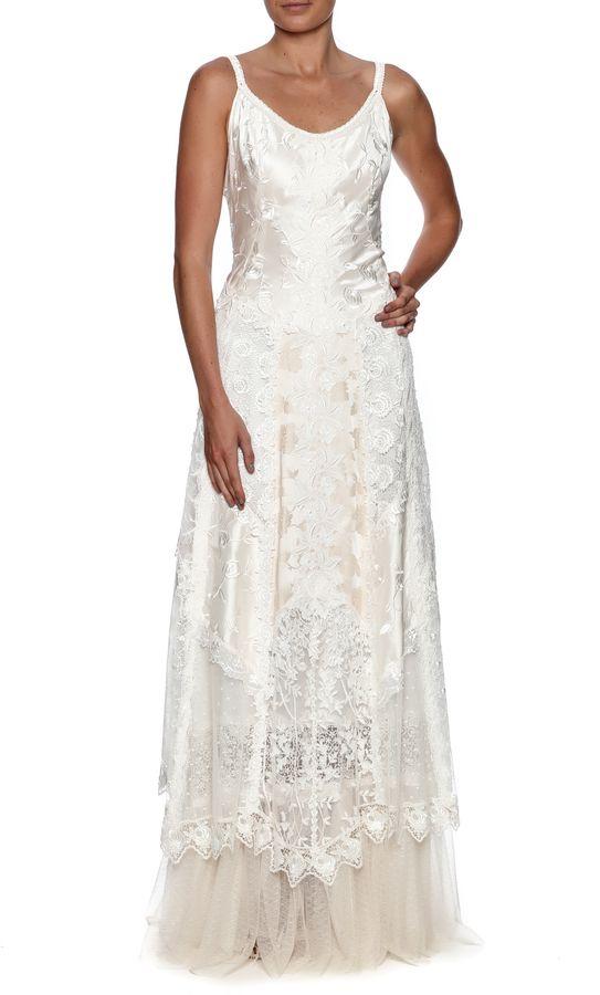 Martin McCrea Diana Gown, Wedding Dresses Hochzeitskleider Schuhe ...