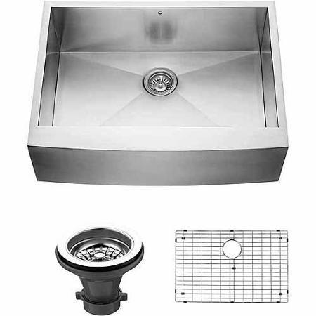Home Improvement Stainless Steel Kitchen Sink Apron Front Stainless Steel Kitchen Sink Apron Sink Kitchen